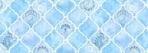 Read more about the article Art Nouveau Arabesque Pattern
