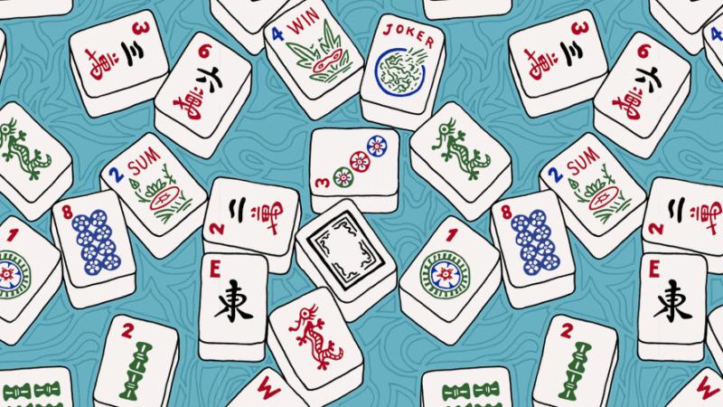 Mahjong Pattern