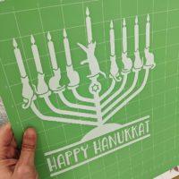 Happy Hanukkat SVG Digital File