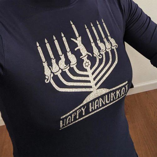 Hanukkat - Shirt Example